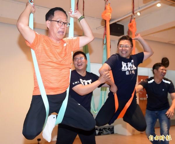 國民黨台北市長參選人丁守中。(資料照)