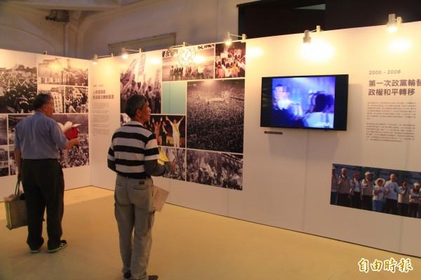 解嚴30週年 影像展、音樂節回顧歷史