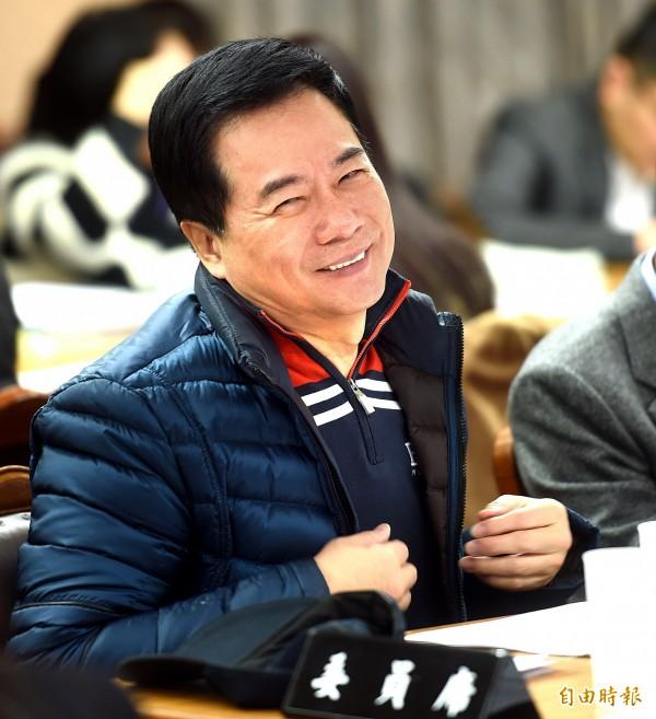 立委蔡正元接受電台專訪提到:「罷免我的人聽說花了 2000萬,我自己選舉也沒花這麼多。」。(資料照,記者方賓照攝)