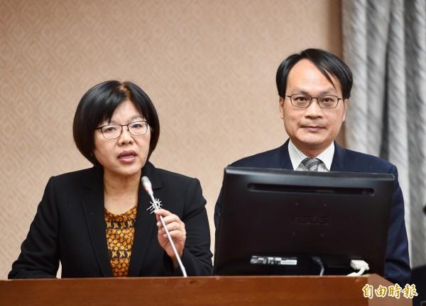 党产会今召开委员会议,决议12月21日针对「中广案」召开听证程序,厘清其是否为国民党附随组织。(资料照,记者罗沛德摄)