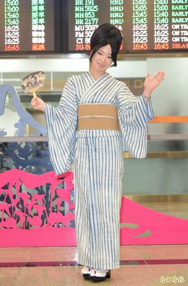 椎名林檎則是在榜上奪下第二名,許多受訪民眾認為,椎名林檎可以展現出日本文化的獨特之美。(資料照,記者胡舜翔攝)