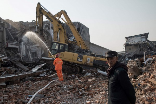 中國強制驅逐弱勢外來民工 學者曝不敢說的真正原因