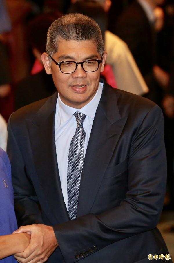 國民黨中央委員連勝文。(資料照)
