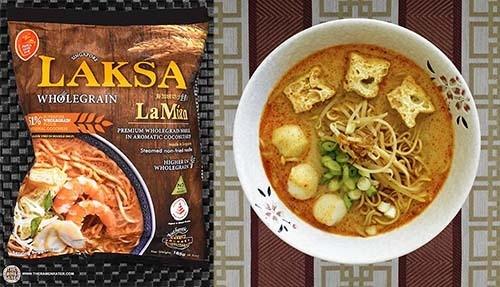 新加坡的「Prima叻沙拉麵」今年再度蟬聯冠軍。(圖擷自「The Ramen Rater」網站)