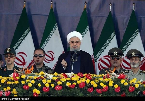 伊朗總統羅哈尼表示不輕饒兇手。(路透)