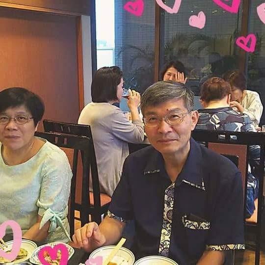 我國駐大阪辦事處長蘇啟誠今天上午驚傳在大阪官邸輕生。(圖擷取自臉書)
