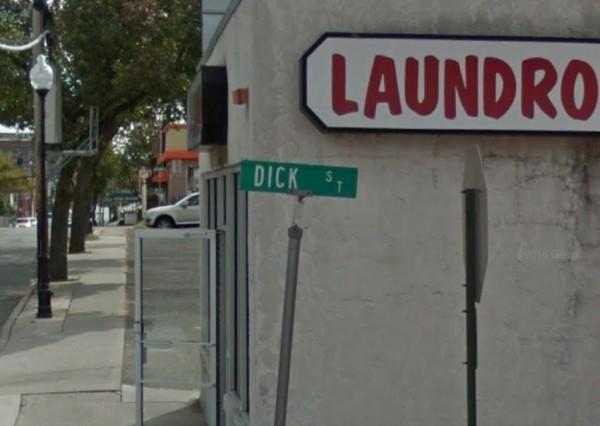 美國新澤西州克利夫頓市計劃將一條名為「迪克街」(Dick Street)的街道延長,卻遭致不少當地居民的反彈。(翻攝GOOGLE地圖)