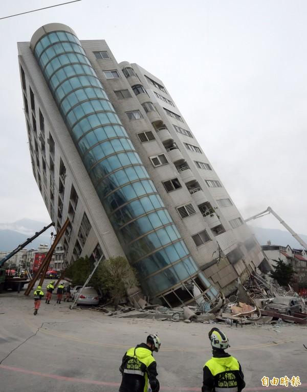 花蓮強震釀17死,其中9名死者為中國旅客,外傳中國各省市上周已和業者開會討論,要求全面停止3月赴台旅遊團簽。(資料照)
