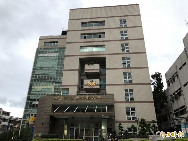 前桃園縣長劉邦友官邸發生血案後,改建為市警局警政大樓。(資料照)