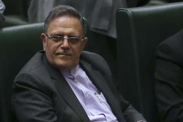伊朗中央銀行總裁塞夫。(資料照,美聯社)