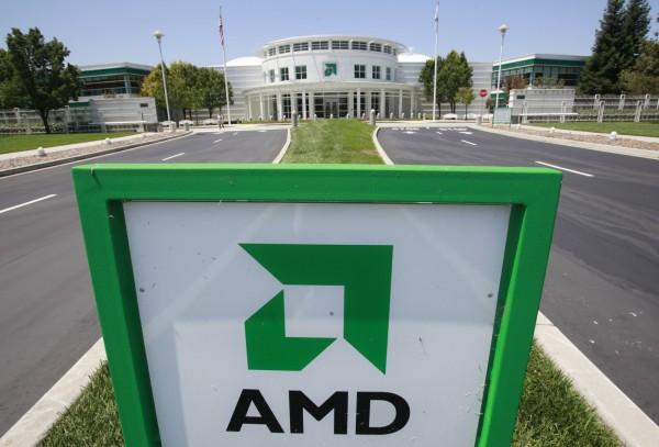 超微半導體(AMD)傳其製造的晶片有安全性漏洞,讓駭客可輕易控制電腦和網路。(美聯社)