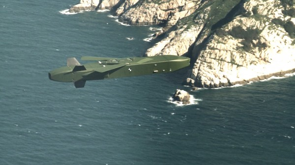 南韓今天首度發射精準度超高的金牛座飛彈。(美聯社)