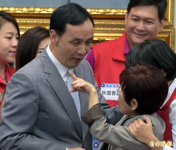 《自由時報獨家》接替洪參選成定局 朱立倫傳下週辭市長
