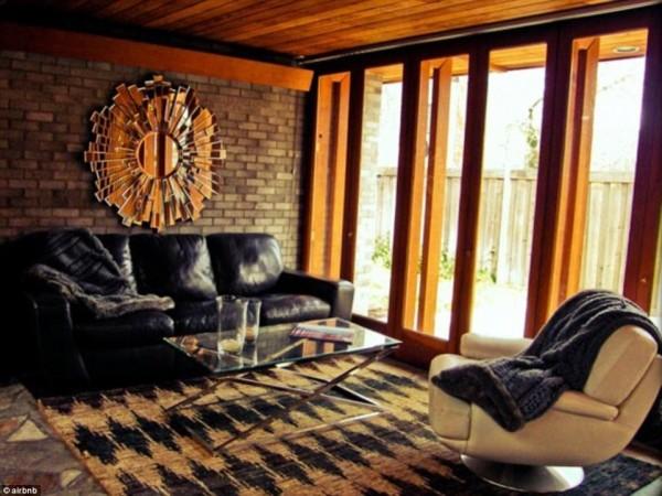影星亞倫保羅將他的房屋放上網出租,消息一曝光立刻引來熱烈討論。(圖片擷取自《每日郵報》)