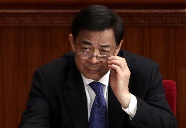 中共前重慶市委書記孫政才落馬被查後,今天被宣布開除黨籍及公職(雙開),巧合的是,5年前的昨天,2012年9月28日,在同樣職位上落馬的薄熙來(圖)也被雙開。(路透)