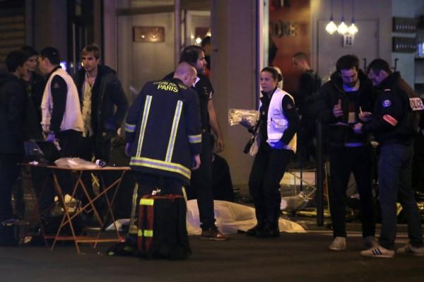 巴黎遭嚴重恐攻 死亡人數下修至127人