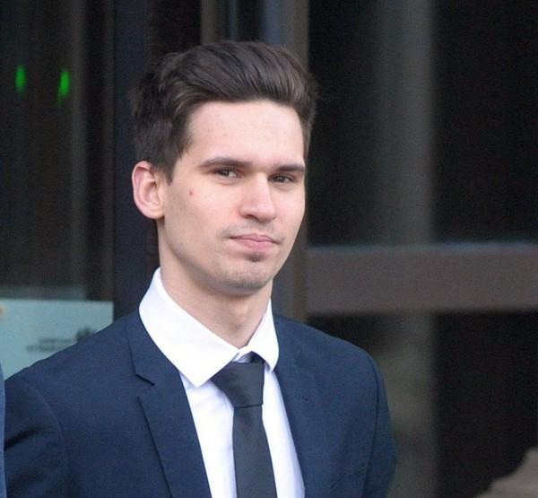 切希拉克(Daniel Cieslak)獲判無罪。(圖取自都會報)