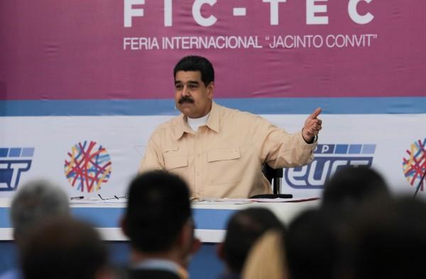 委內瑞拉經濟面臨崩潰邊緣,總統馬杜洛將發行虛擬貨幣作為解決之道。(路透)