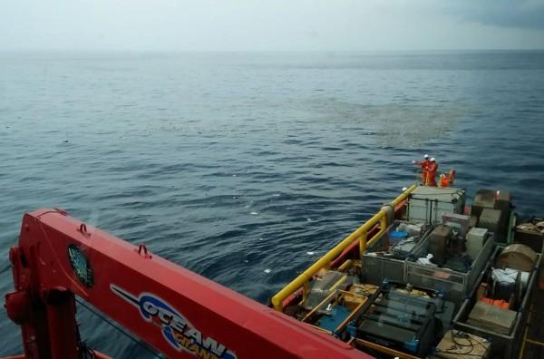 印尼獅航一架波音737 MAX8已經墜毀在爪哇島外海。(法新社)