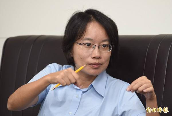 吳音寧的專業度遭各界質疑。(資料照)