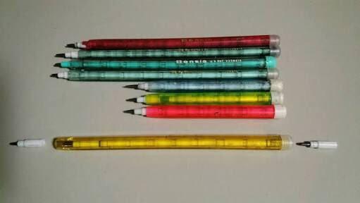 最近一名網友在日本漫畫上看到「免削鉛筆」的故事,才驚覺原來這種筆是台灣人發明的,讓許多網友直呼「台灣驕傲」。(圖擷取自PTT)