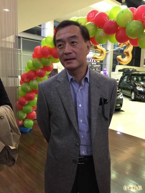 裕隆集團董事長嚴凱泰日前因食道癌病逝,享年54歲。(資料照)