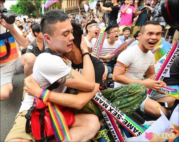 比同婚棘手… 外媒報台灣 是國家還是地方好猶豫