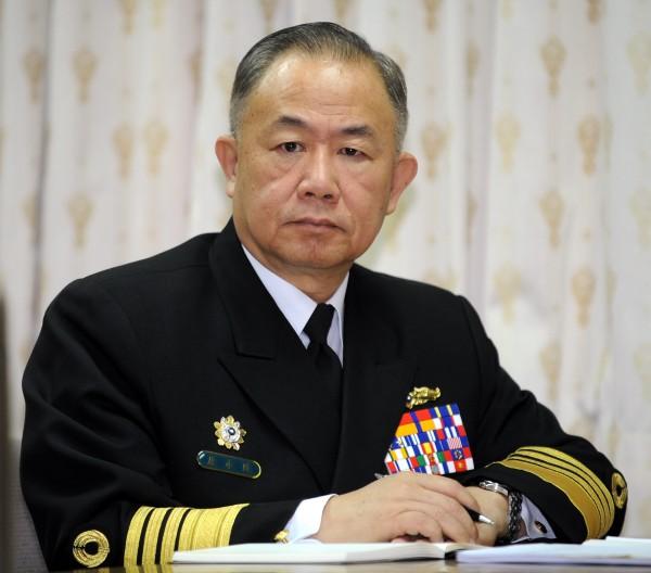 中國多艘執法船上週到西沙海域巡航,中國官方還稱本週將到南沙海域執法,海軍司令陳永康上將今天上午表示,我方對此有充分掌握,並且密切監控中。(資料照,記者林正堃攝)