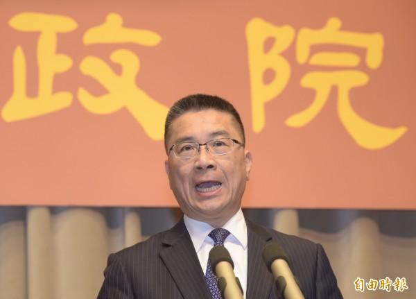 徐國勇表示,吳回國任教不是為了這區區的5萬元。(資料照)