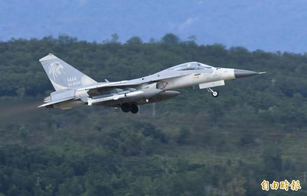 2019年空軍將以代號「天隼二號專案」開始量產天劍二飛彈。(資料照)