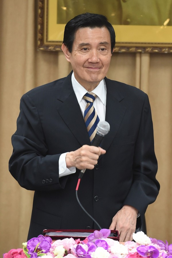 總統馬英九今天再強調九二共識,是由前總統李登輝時期拍板。(資料照,記者劉信德攝)