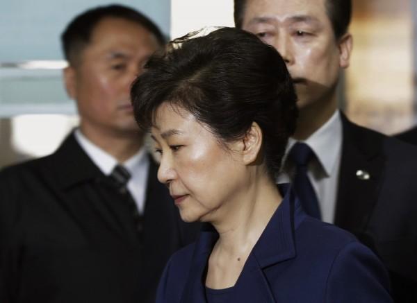 前韓國總統朴槿惠週四(4日)遭檢方追加起訴賄賂、貪污和損失國家資金罪。(美聯社)