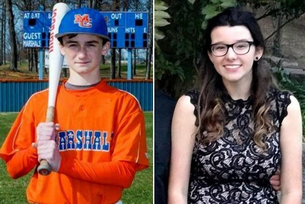 事件中不幸喪生的2名死者。(紐約每日新聞)