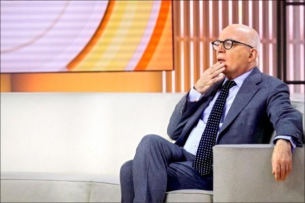 大爆美國總統川普秘辛《烈焰與怒火:川普白宮內幕》的作者沃爾夫,首度接受美國國家廣播公司節目專訪,譏諷川普才是「地球上最不可信的人」。(路透)