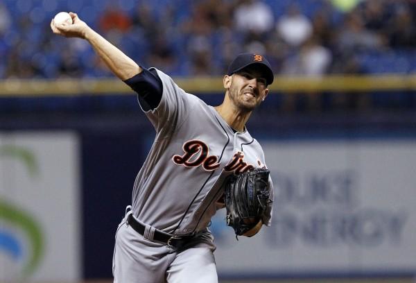 MLB》波瑟羅本季第3場完投完封勝 並列聯盟第一