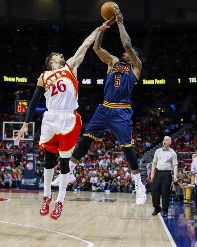 NBA》騎士持續擴大領先優勢 老鷹麻煩大了