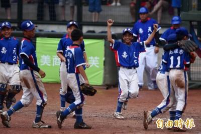 棒球》賀寶芙盃高雄強攻 毀台南爭冠希望