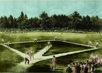 MLB》你知道嗎?10大不可思議棒球舊規則