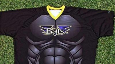 MLB》蝙蝠俠改行打棒球?!紅人3A球衣大搞噱頭