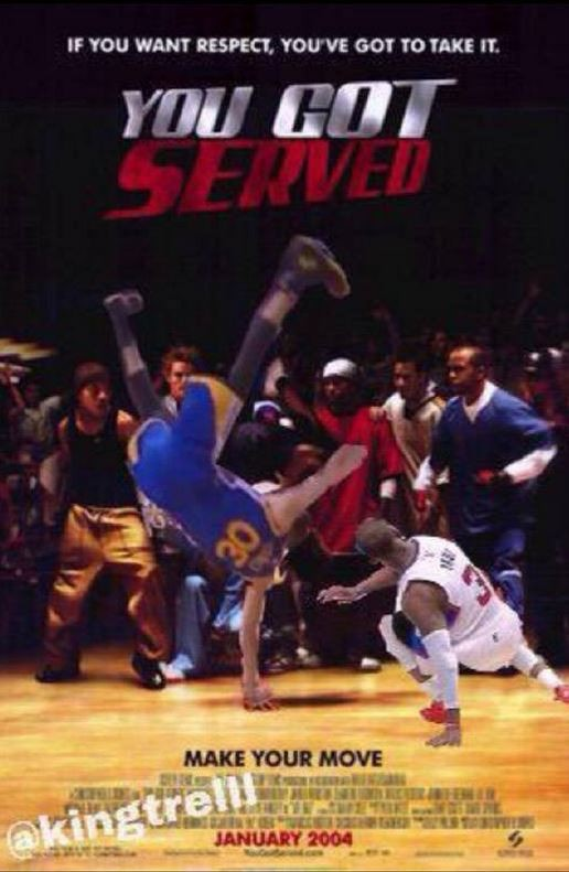 NBA》柯瑞攜保羅闖好萊塢 上演籃球版「舞力全開」