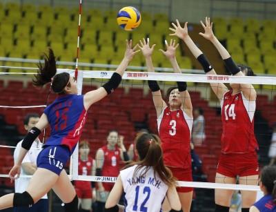 排球》雖敗猶榮!台灣搶下關鍵一局 明與泰國爭銅