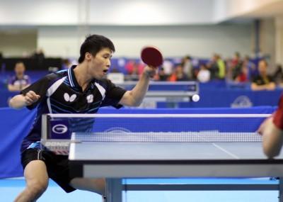 桌球》菲律賓桌球公開賽 李佳陞扳倒江天一進八強
