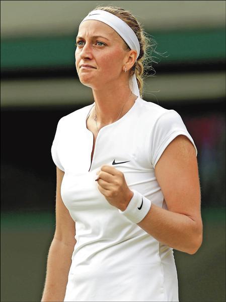 穆雷輕取32強門票 網球甜心贏球狂吼