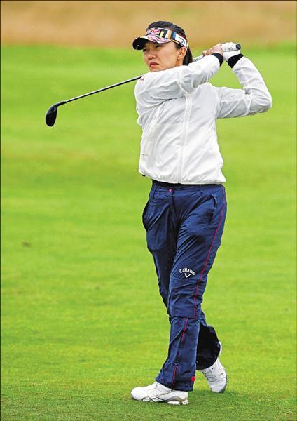 英國女子公開賽》風聲雨聲排名升 盧曉晴瞄準冠軍