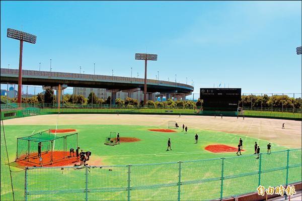 《U18球場巡禮》南港中央野球場 原定日職主場