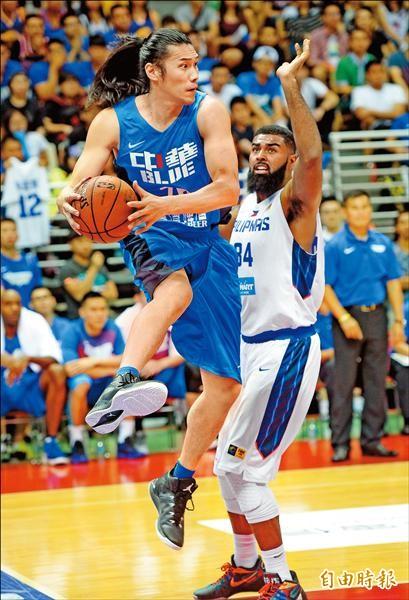 《瓊斯盃》「獸俠連線」功虧一簣 台灣藍不敵菲