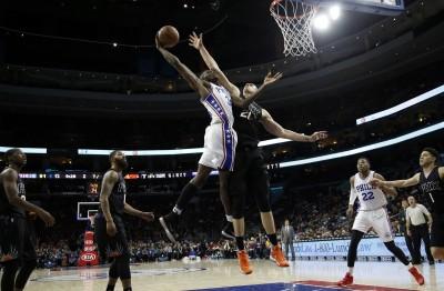 NBA》先發5人得分上雙 七六人喜迎第7勝