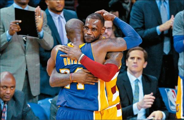 Kobe擁帝30秒 有未竟的遺憾