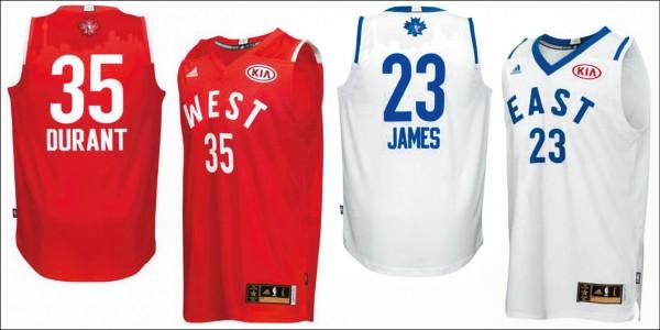 NBA戰袍 最快下季貼狗皮膏藥