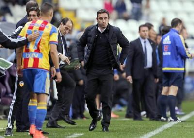 西甲》戰績直直落 瓦倫西亞宣布解雇總教練